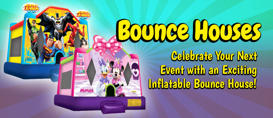Voted 1 Party Rentals Bounce House Rental Water Slide Rentals