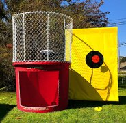 1 DUNK TANK - DUNKING BOOTH Add-On for only $179
