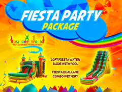 FIESTA PARTY PACKAGE
