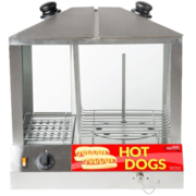HOT DOG STEAMER MACHINE DOES NOT INCLUDE BUNS OR DOGS