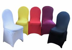 Chair Covers - Spandex - Available in a Variety of Colors