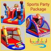 SPORTS PARTY PACKAGEOrig. $597