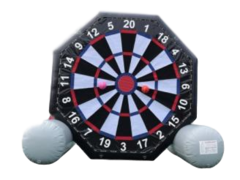 GIANT INFLATABLESOCCER DART GAMEOrig. $229