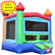 Custom Theme Rainbow Castle