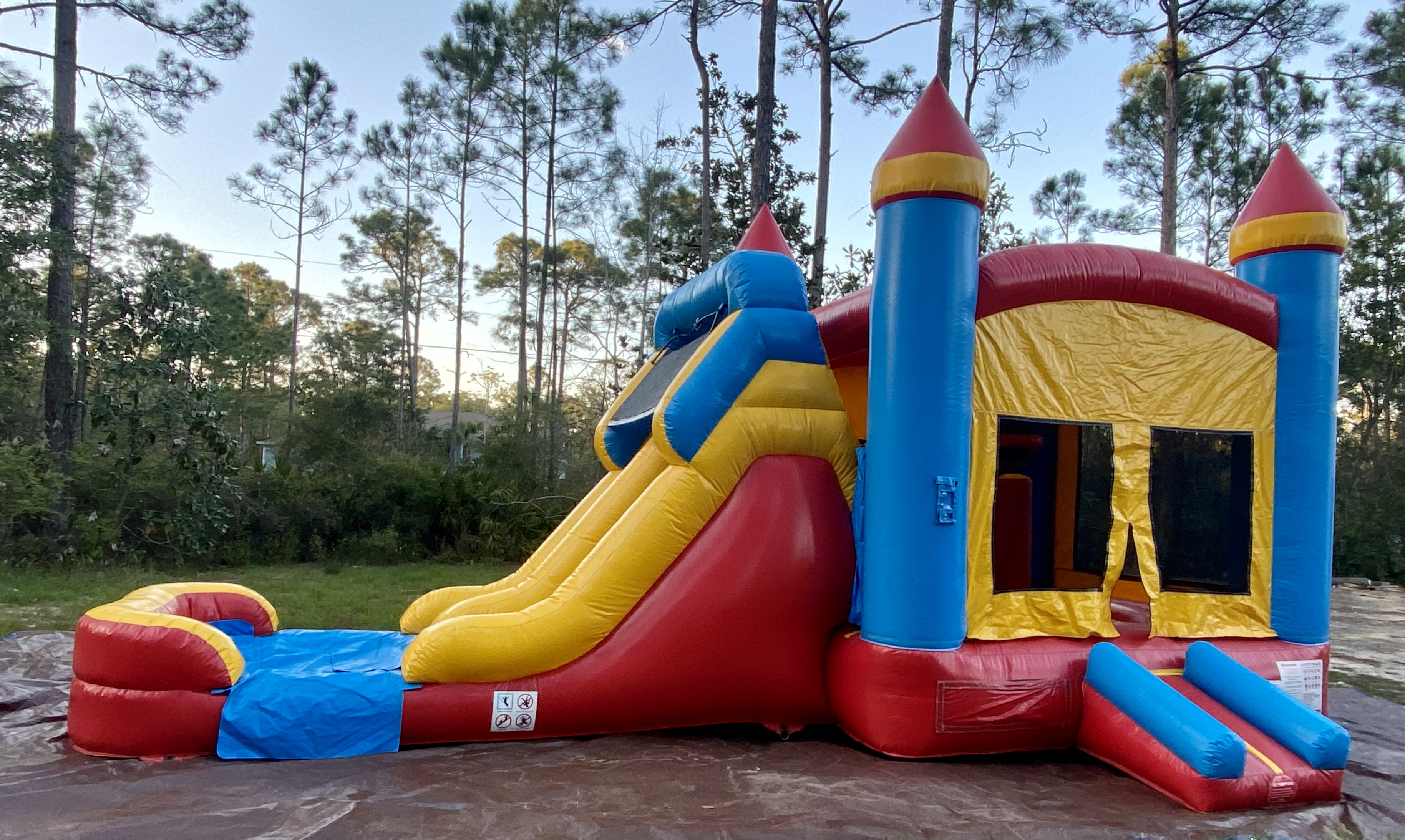 bounce house rentals Panama City, FL