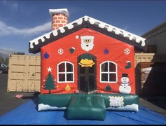 Christmas Bounce Houses