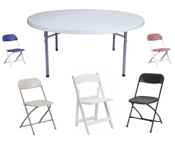 Kids tables and chair rental Dallas TX