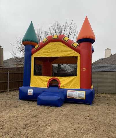 Mesquite Bounce House Rental