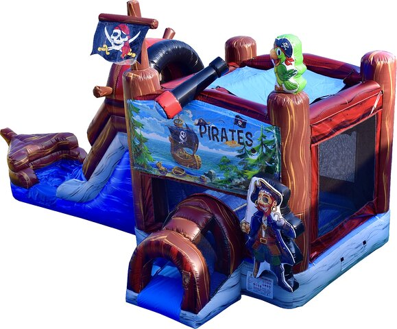Pirate Bounce House Rental Dallas TX