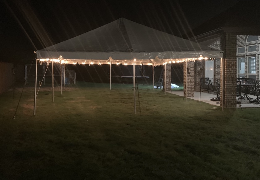 Canopy Rental in Dallas Texas