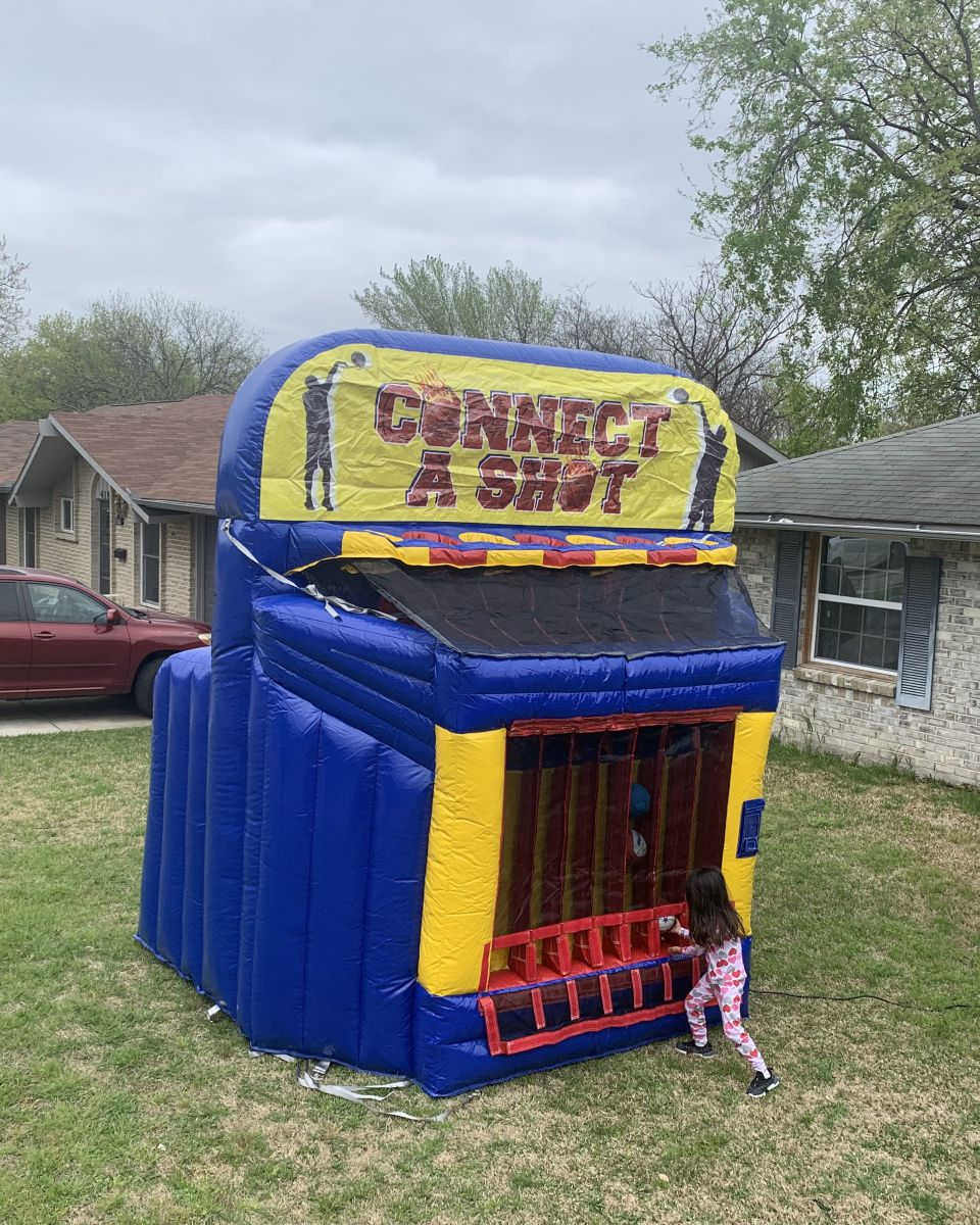 Inflatable Game Rental in Dallas Tx