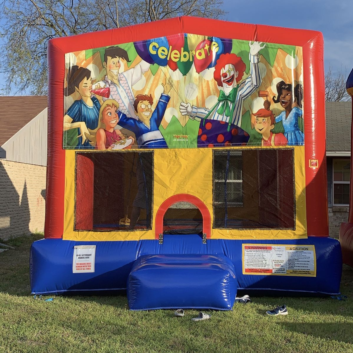 Bounce House Rental Dallas Texas