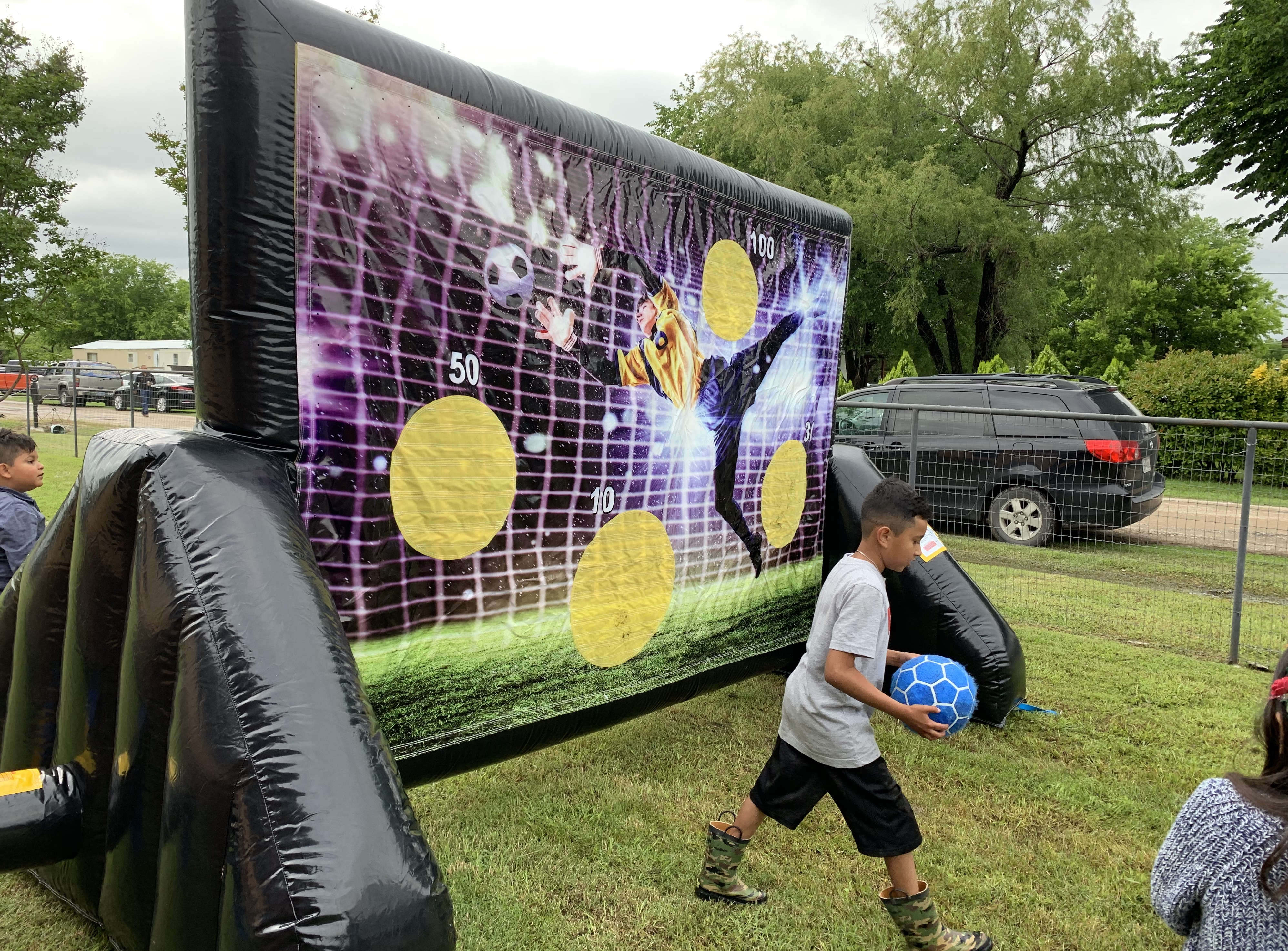Sticky Inflatable Rental Dallas TX