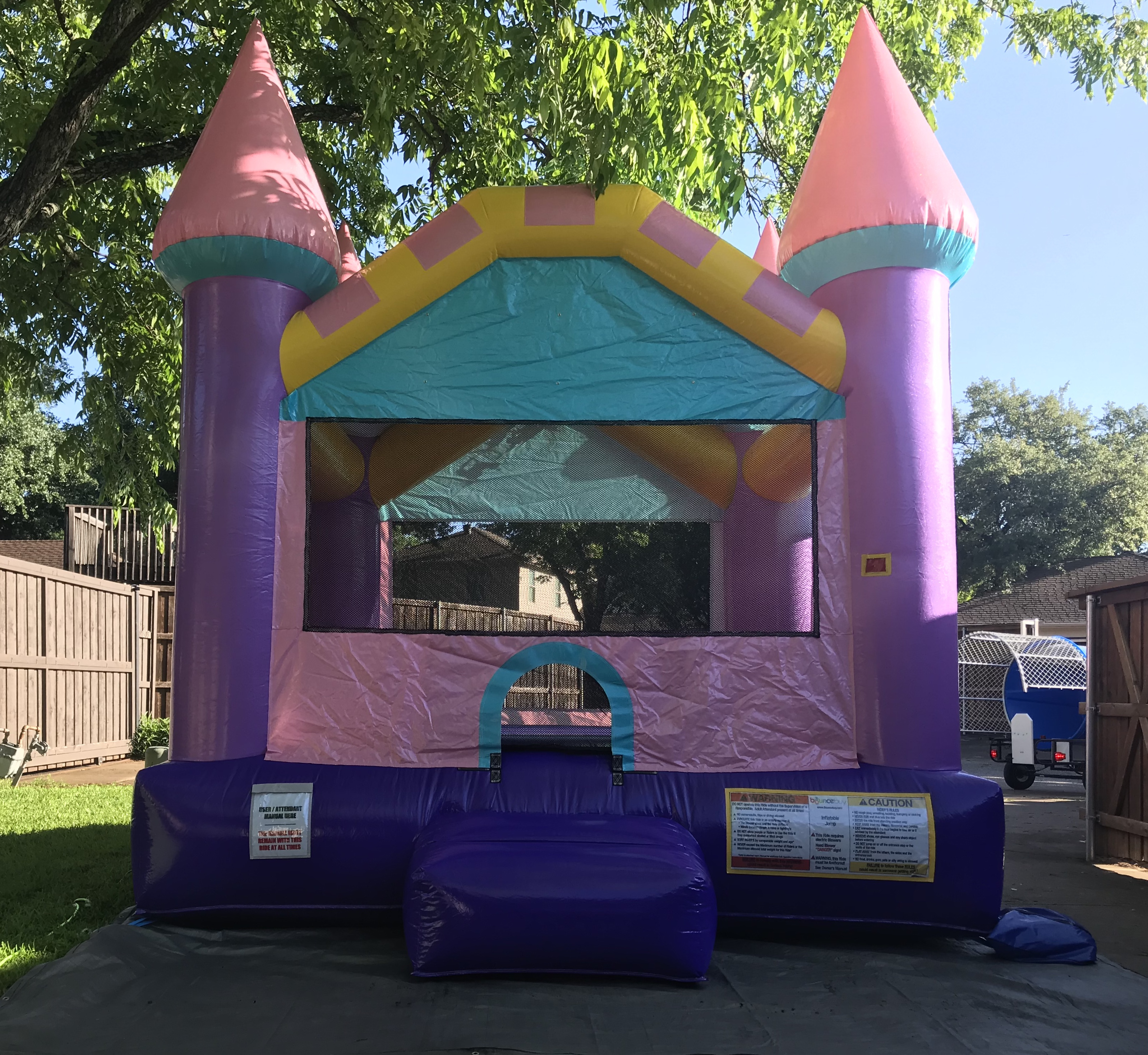 Mesquite Bounce House Rentals