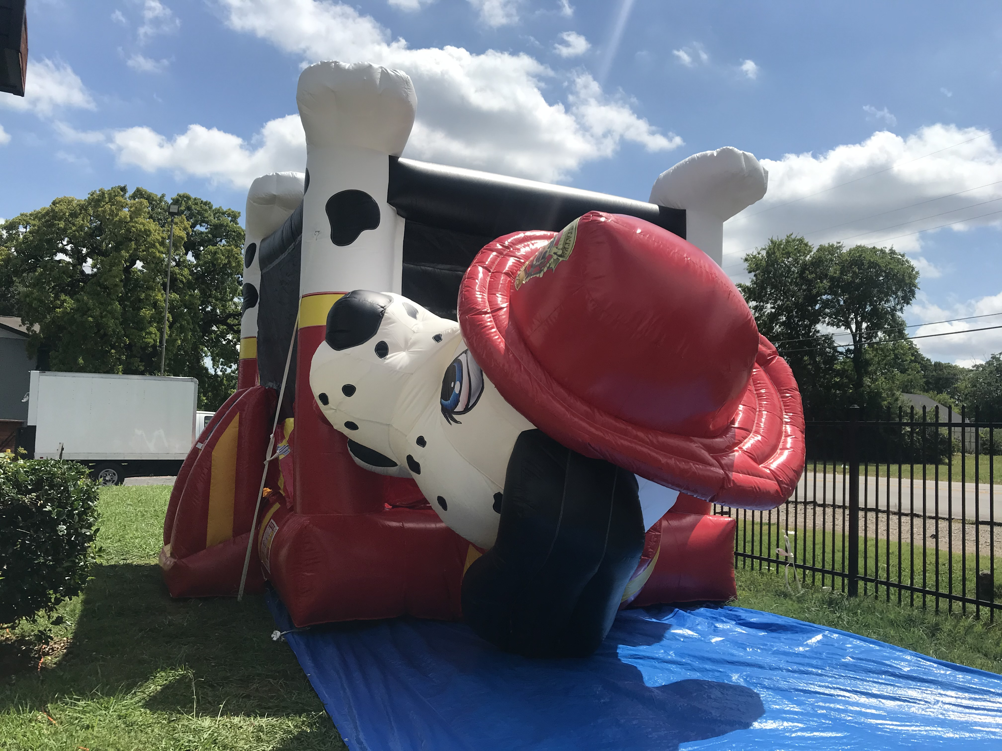 Paw Patrol Bounce House Rental Dallas Texas