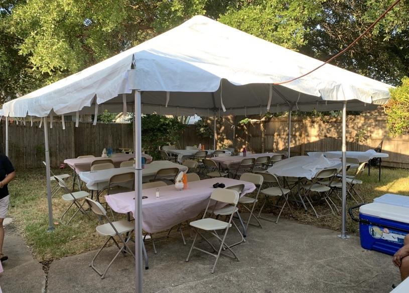 Tent Rental Dallas