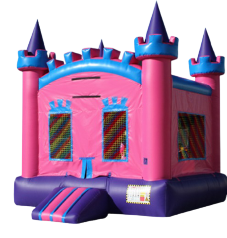 Queens Palace Bounce House