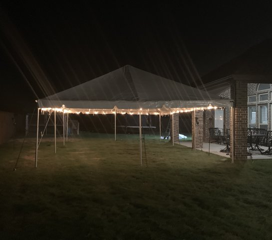 20X50 Traditional Tent