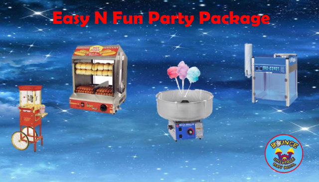 Easy N Fun Party Package