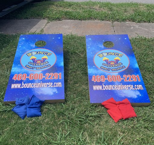 Corn Hole Game Rental
