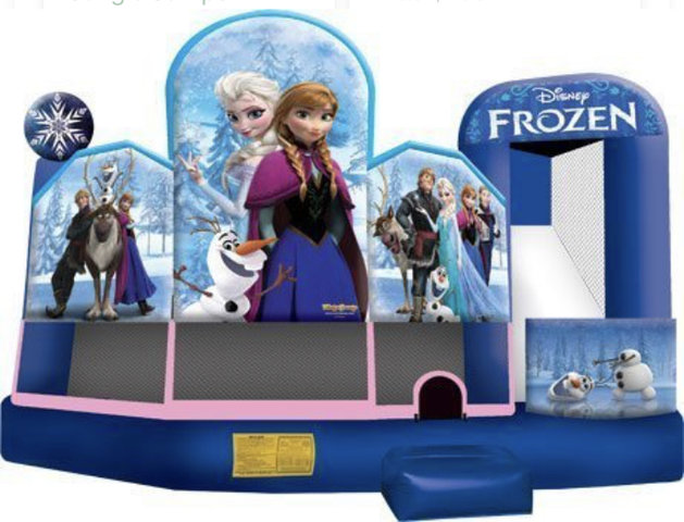 Disney Frozen 5-in1 Wet Combo