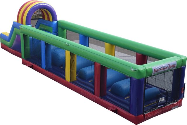 52' Warrior Jump Obstacle Course
