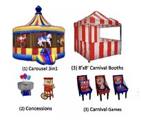 Amazing Carnival Package