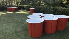 Giant Beer Pong Rental