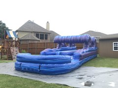 Slip Slide w/Pool