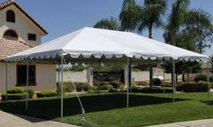20x30 Traditional Frame Tent Rental