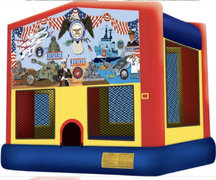 Armed Forces Bounce House