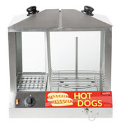 Hot Dog and Bun Steamer