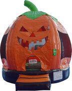 Pumpkin Bounce House (Dry)