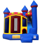 Backyard 4in1 Combo Castle