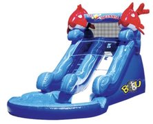 12' Lil Kahuna Toddler Water Slide
