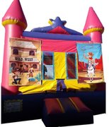 Western Castle Bounce House