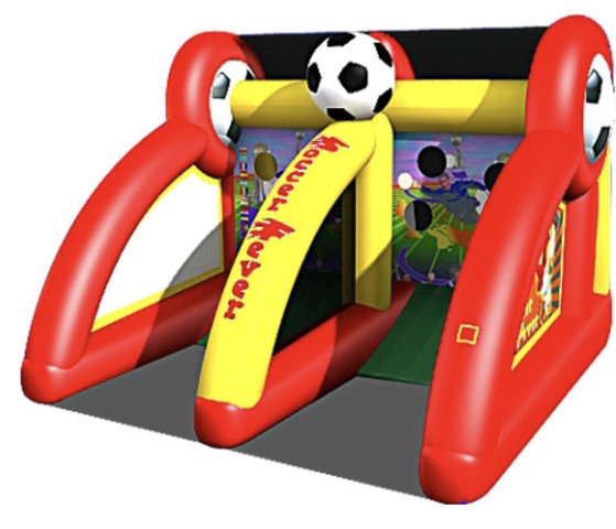 Soccer Fever Inflatable Game II