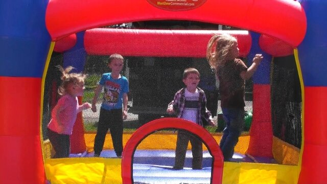 Bounce Kingdom kids party rentals