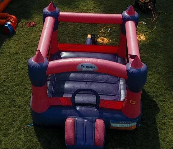 kids party rentals and bounce house
