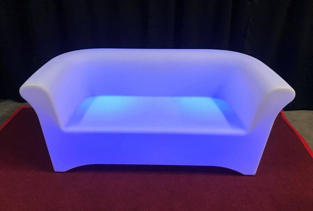 LED Double Couch