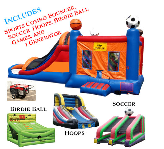 Sports and Fun Party