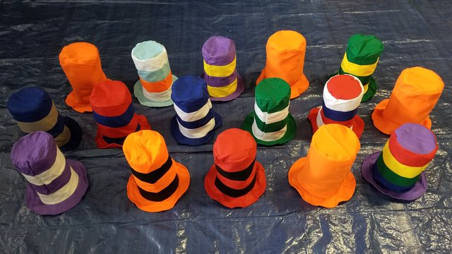 Stovepipe Hat Collection