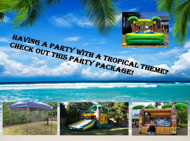 Tropical Party Rentals