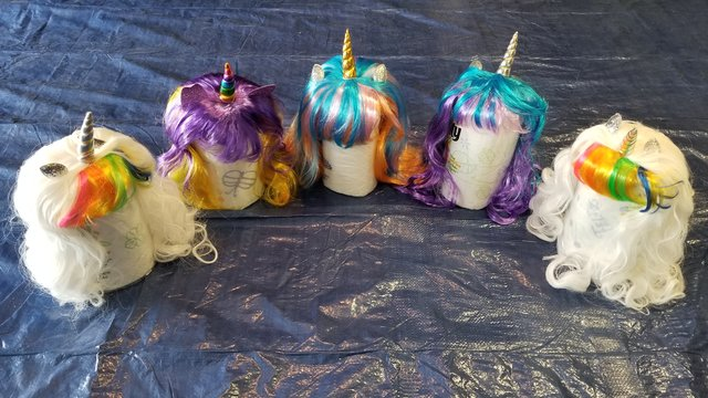 Unicorn Hat Collection