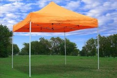 Pop Up Canopy - Orange