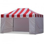 Carnival Style Pop Up Canopy