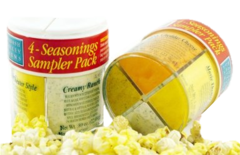 Popcorn 4 Season Sampler Pack