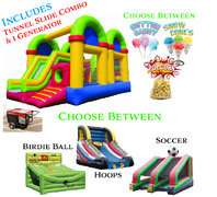 Company Party Package A
