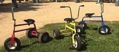 Giant Trike Rentals