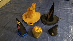 Hogwarts Hat Collection